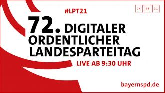 72. ordentlicher Parteitag der BayernSPD