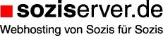 Soziserver - Webhosting von Sozis f�r Sozis